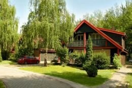 CAMPING ARANYPART, BUNGALOWY ROSA - ARANYPART, BUNGALOWY ROSA - www.SYLWESTER-online.com